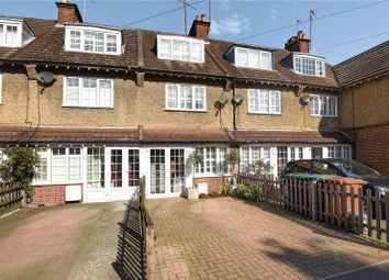 Thumbnail 2 bed terraced house for sale in Harefield Road, Rickmansworth, Hertfordshire