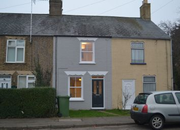 Thumbnail 2 bedroom terraced house for sale in Creek Road, March