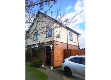 Thumbnail 2 bed end terrace house for sale in Alexandra Road, Market Drayton