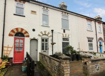 Thumbnail 4 bedroom terraced house for sale in Havelock Road, Norwich