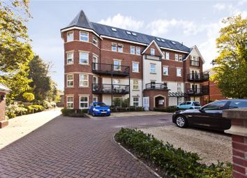 Thumbnail 2 bed flat for sale in Hampton Lodge, 23 Poole Road, Westbourne, Bournemouth