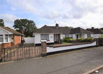 Thumbnail 3 bed semi-detached bungalow for sale in Woodmere Avenue, North Watford, Herts