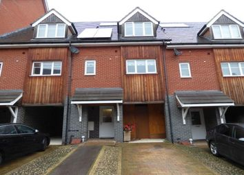 Thumbnail 4 bed town house to rent in Millward Drive, Milton Keynes
