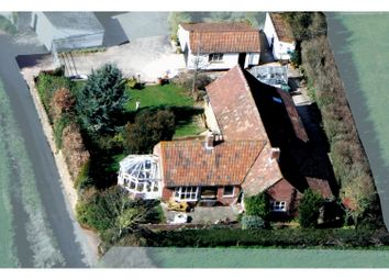 Thumbnail 4 bed detached bungalow for sale in Whitnell, Fiddington, Bridgwater