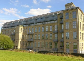 Thumbnail 2 bed flat to rent in Park Road, Elland, West Yorkshire