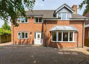Thumbnail 4 bed detached house for sale in Ribby Road, Kirkham, Preston