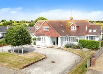 Thumbnail 5 bed bungalow for sale in Willowhayne, East Preston, West Sussex