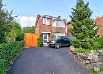Thumbnail 3 bed detached house for sale in Leicester Road, Whitwick, Coalville