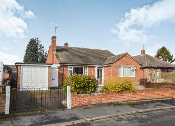 Thumbnail 2 bed detached bungalow for sale in Oakley Close, Shepshed, Loughborough