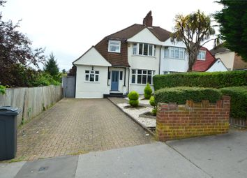 Thumbnail 3 bed semi-detached house to rent in Hermitage Road, London