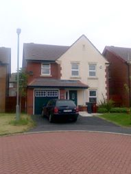 Thumbnail 4 bed detached house to rent in Nightingale Close, Blackburn