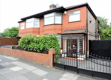 Thumbnail 3 bedroom semi-detached house for sale in Great Stone Road, Stretford, Manchester