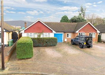 2 bed semi-detached bungalow for sale in Monks Avenue, West Molesey KT8