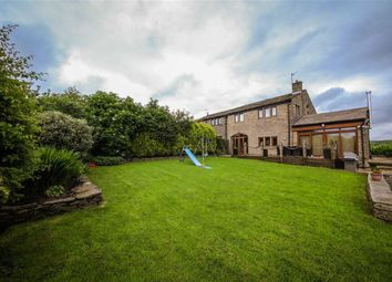 Thumbnail 4 bed semi-detached house for sale in Heald Lane, Weir, Lancashire