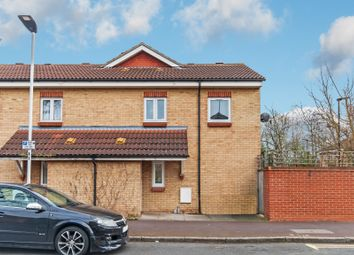 Thumbnail 2 bedroom end terrace house for sale in Grantham Road, Manor Park