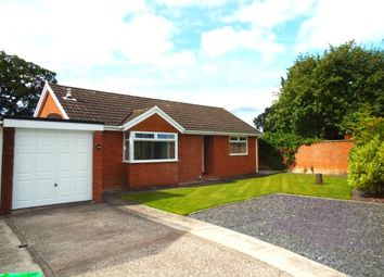 Thumbnail 3 bed bungalow for sale in Kestrel Close, Winsford, Cheshire