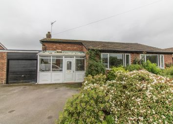 Thumbnail 3 bed detached bungalow for sale in Western Drive, Claybrooke Parva