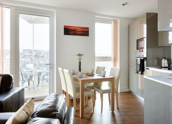 Thumbnail Serviced flat to rent in Duncombe House, London
