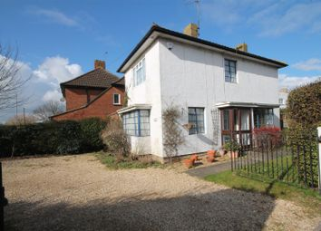 Thumbnail 3 bed detached house for sale in Bicester Road, Aylesbury