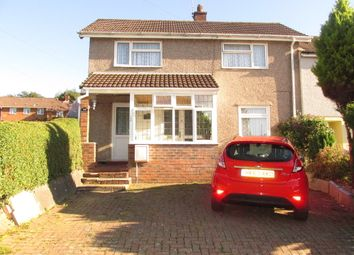 Thumbnail 2 bedroom end terrace house for sale in Cheriton Avenue, West End, Southampton