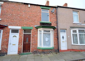 Thumbnail 2 bedroom terraced house to rent in Cooperative Street, Shildon