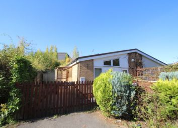 Thumbnail 1 bed semi-detached bungalow for sale in Fulwoods Drive, Leadenhall, Milton Keynes