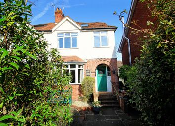 Thumbnail 4 bed semi-detached house for sale in Oakley Road, Caversham, Reading