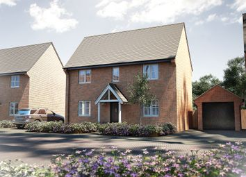 Thumbnail 3 bed detached house for sale in Leicester Road, Uppingham, Oakham