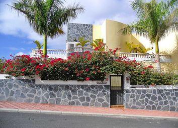 Thumbnail 5 bed villa for sale in Roque De Conde, Adeje, Tenerife, 38660