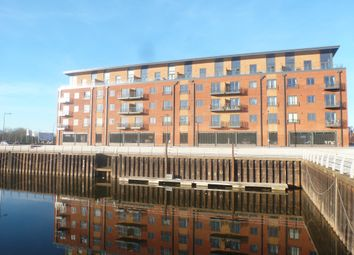 Thumbnail 2 bed flat to rent in Basin Road, Worcester