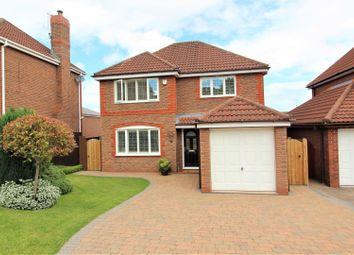 Thumbnail 4 bedroom detached house for sale in Kensington Grove, Box Lane, Wrexham