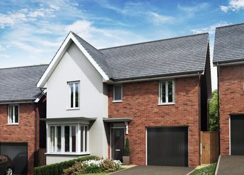 "Thumbnail 4 bed detached house for sale in ""Somerton"" at Godwell Lane, Ivybridge"