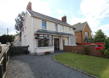 Thumbnail 2 bed semi-detached house for sale in Ballynahinch Road, Lisburn