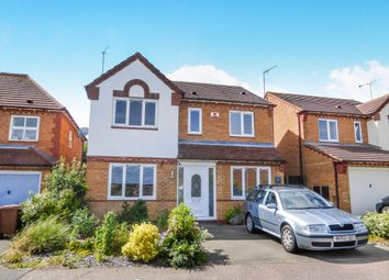 Thumbnail 4 bed detached house to rent in Middle Greeve, Wootton, Northampton