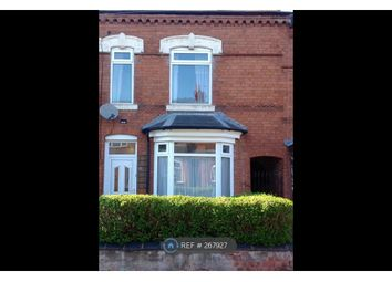 Thumbnail 3 bed terraced house to rent in St Marys Road, Birmingham