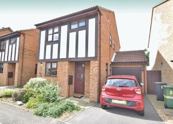 Thumbnail 3 bed link-detached house to rent in Henley Fields, Weavering, Maidstone