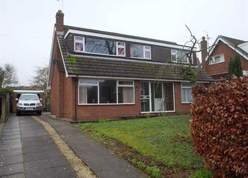 Thumbnail 4 bed detached house for sale in Westwood Park Drive, Leek