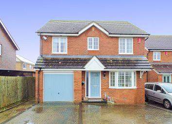 Thumbnail 4 bed detached house for sale in Shalbourne Crescent, Bracklesham Bay