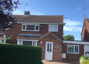 Thumbnail 4 bed terraced house to rent in Buckingham Road, Bletchley
