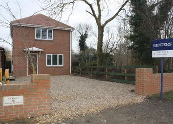 Thumbnail 3 bed detached house for sale in Hillside Road East, Bungay