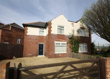Thumbnail 3 bedroom semi-detached house for sale in Viola Crescent, Sacriston, County Durham