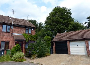 Thumbnail 2 bed end terrace house for sale in Sellers Grange, Peterborough