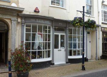 Thumbnail Retail premises for sale in Teignmouth, Devon