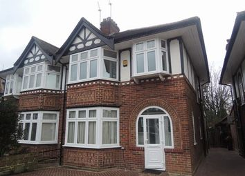 Thumbnail 3 bed semi-detached house to rent in Sandall Road, Ealing