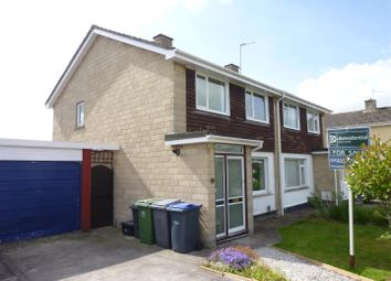Thumbnail 3 bedroom semi-detached house for sale in Winterslow Road, Trowbridge