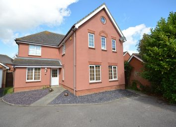 Thumbnail 5 bedroom detached house for sale in Easdale, Carlton Colville, Lowestoft