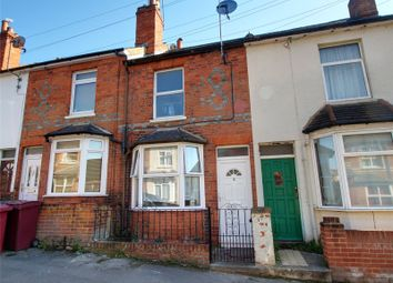 Thumbnail 3 bed terraced house for sale in Clarendon Road, Reading, Berkshire
