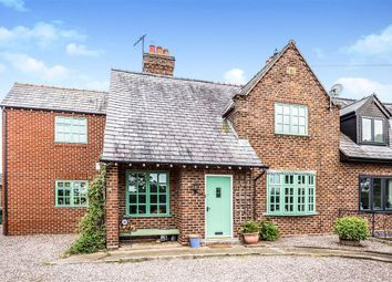 Thumbnail 4 bed semi-detached house to rent in Sibbersfield Lane, Churton, Chester