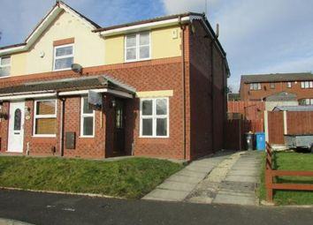 Thumbnail 2 bed town house to rent in April Close, Oldham