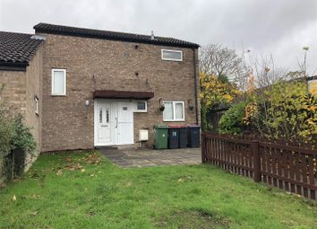 Thumbnail 3 bed end terrace house to rent in St. Davids Close, Malinslee, Telford